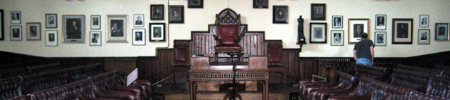 Debate Room par Jacquelyn Prather