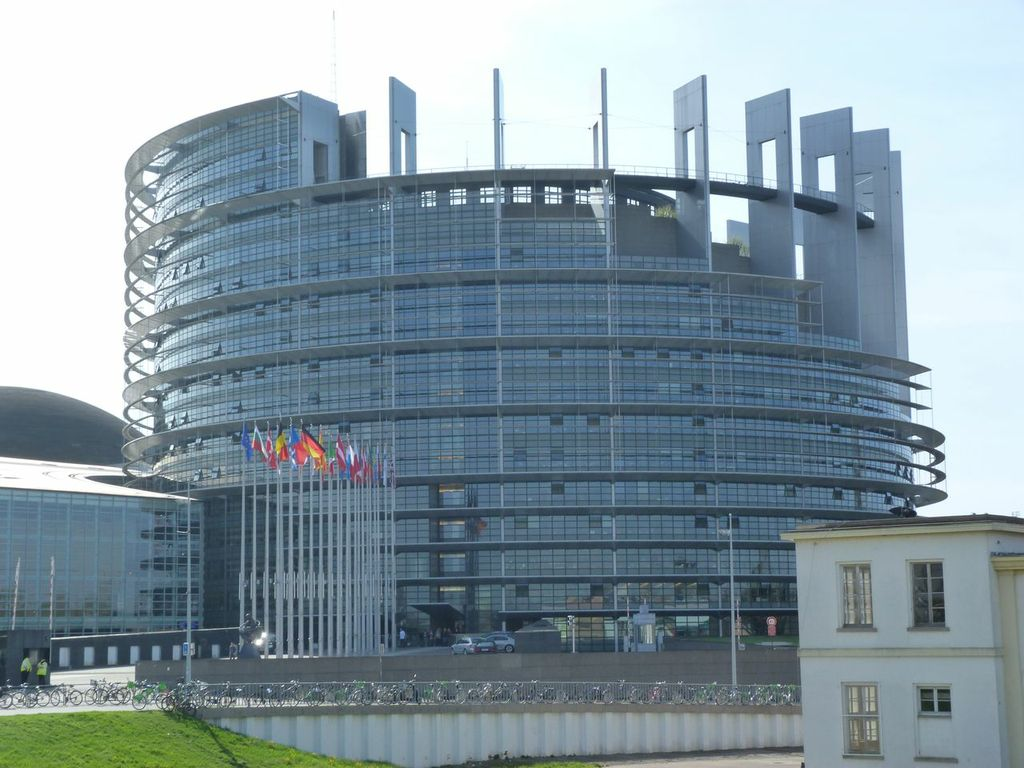 bâtiment PE Strasbourg 2013