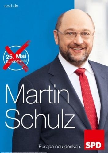 SPD affiche européennes