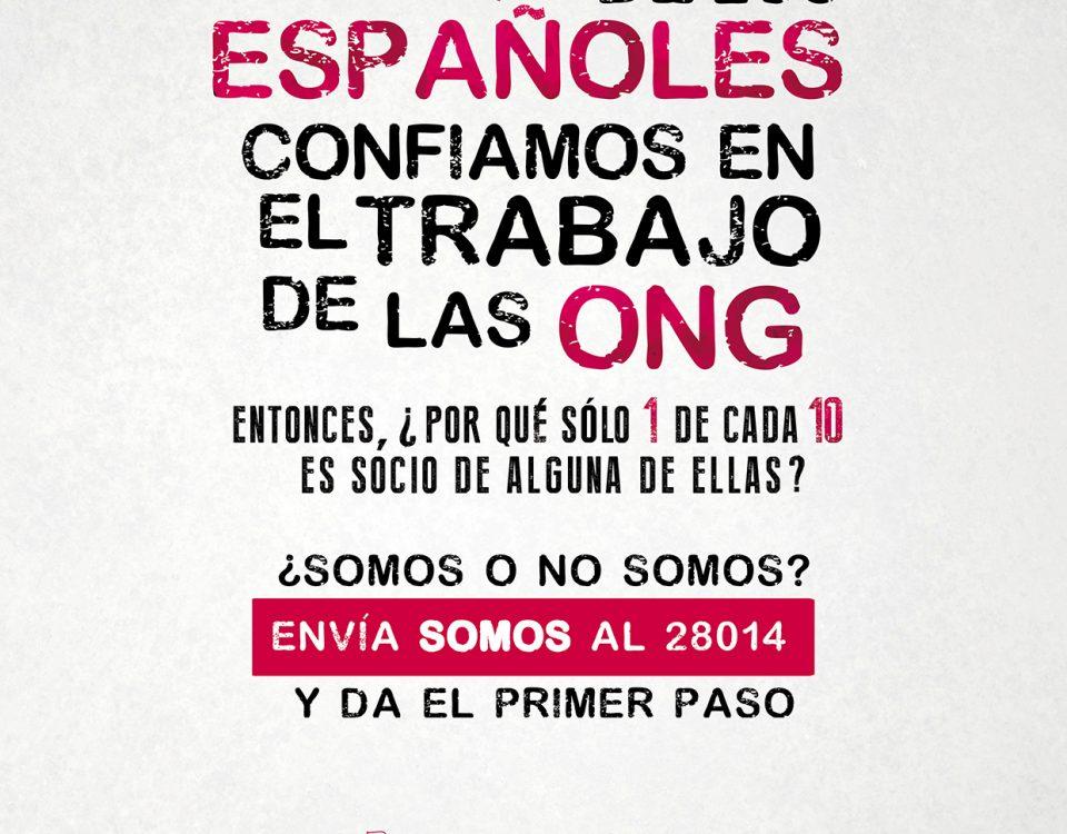Affiche campagne Somos