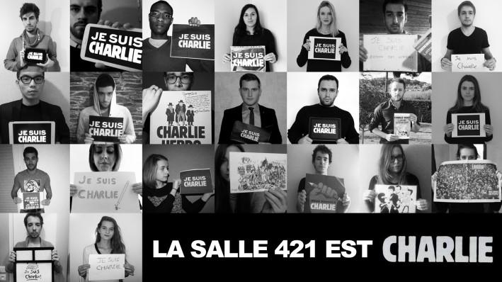 La Salle 421 est Charlie
