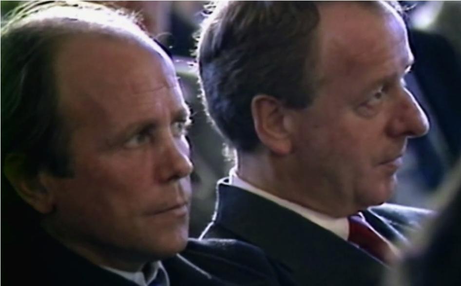 Jacques Pilhan et Gérard Colé