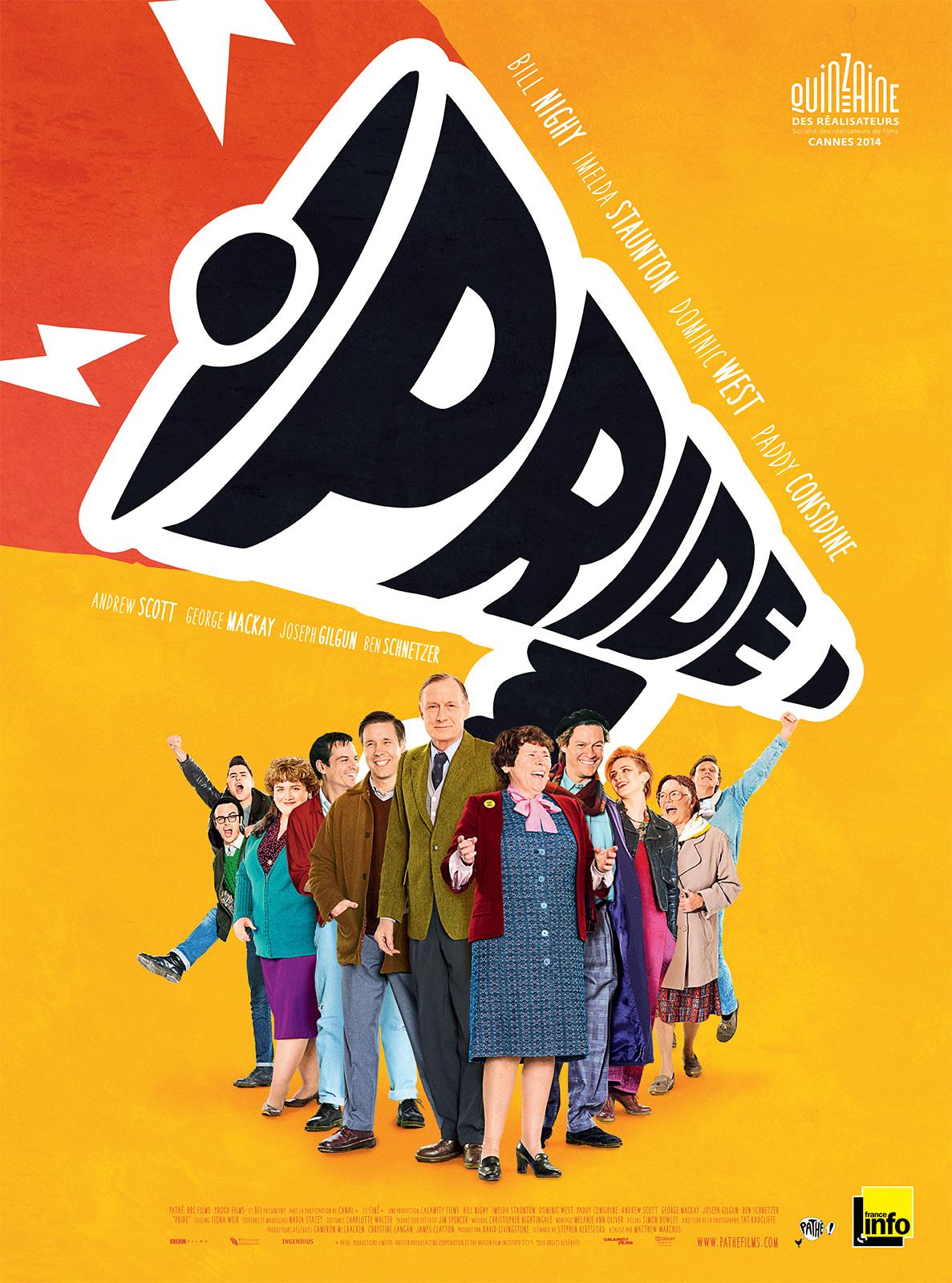Pride! (2014). Un film de Matthew Warchus