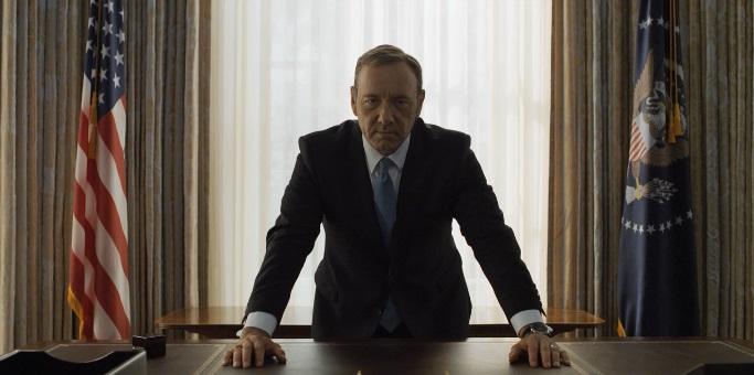 Franck Underwood, personnage emblématique de la série House of Cards
