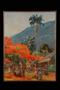 Le flamboyant - Martinique (Jean Baldoui, 1930)