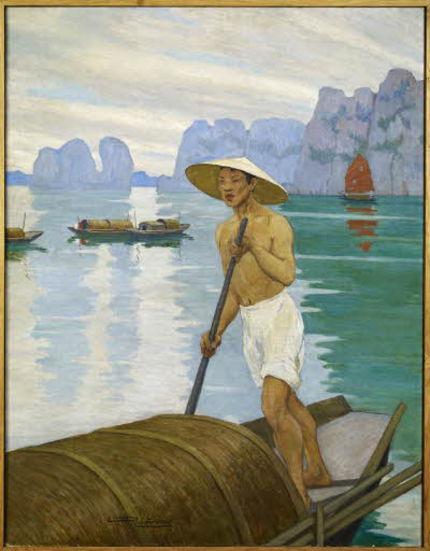 Baie d'Along (Lucien Lièvre, 1920/1930)