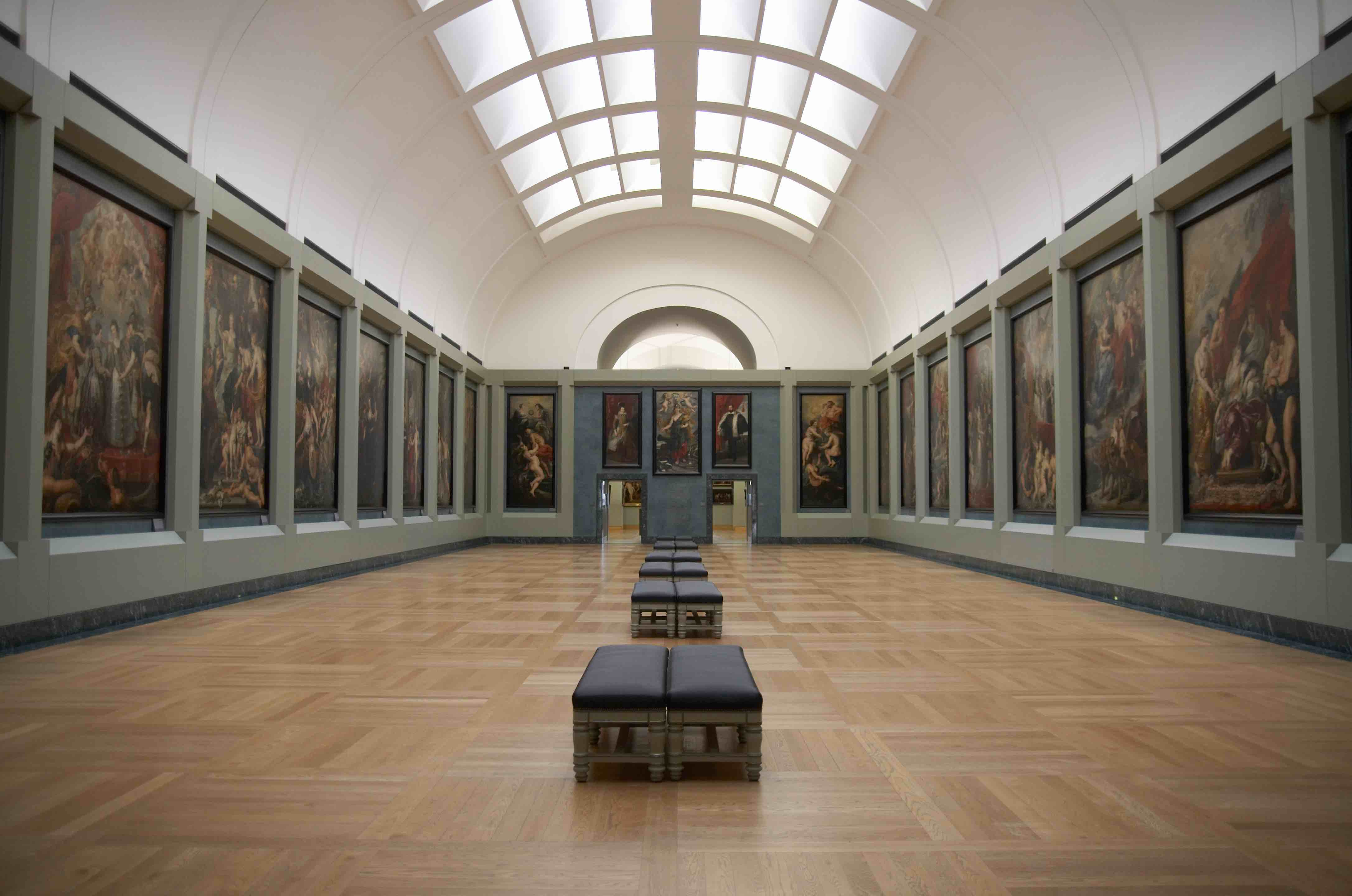 Galerie Médicis © Musée du Louvre / Angèle Dequier